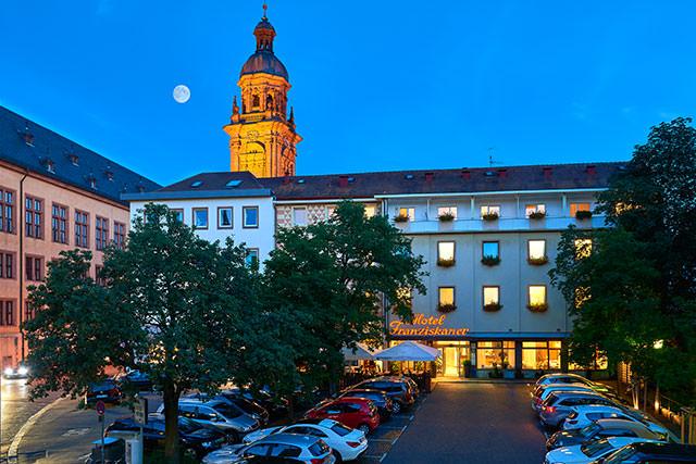 Hotel Franziskaner, Hotel in Würzburg