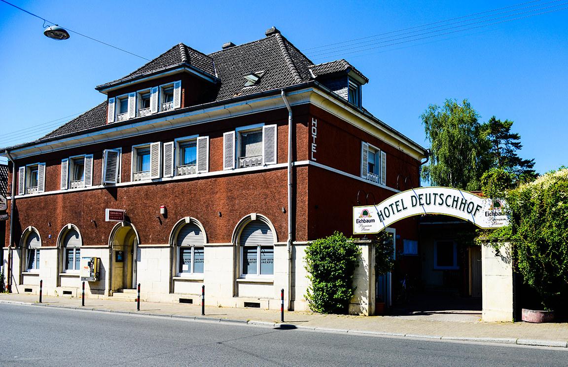 Deutschhof  & Pension, Pension in Ludwigshafen-Oppau