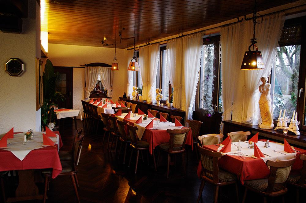 Ludwigshafen-Oggersheim: Hotel Kalimera bei Laki