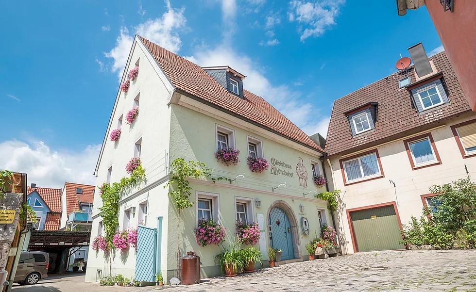 Sommerhausen: Pension Mönchshof