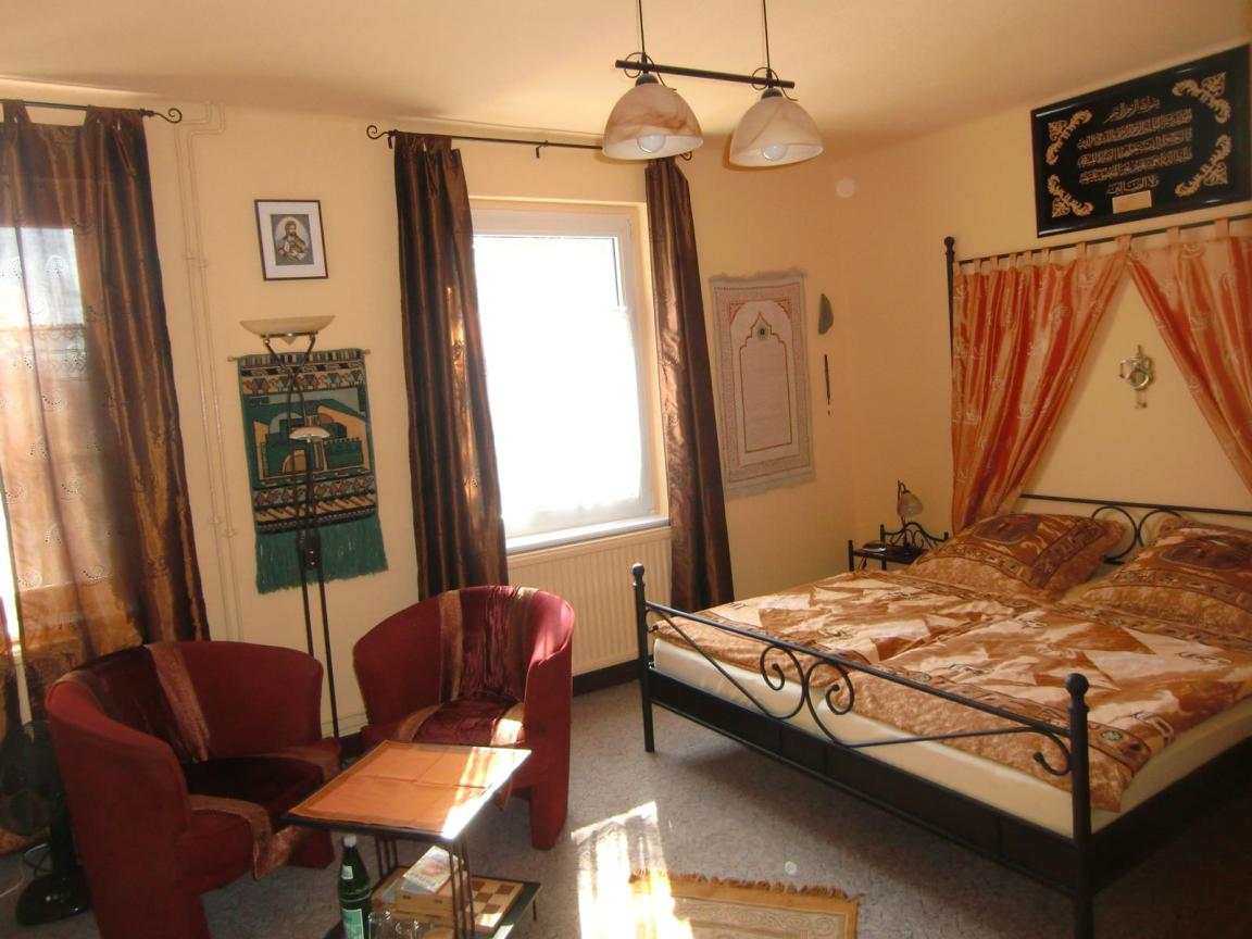 Siegburg: Pension Bed & Breakfast bei Felix