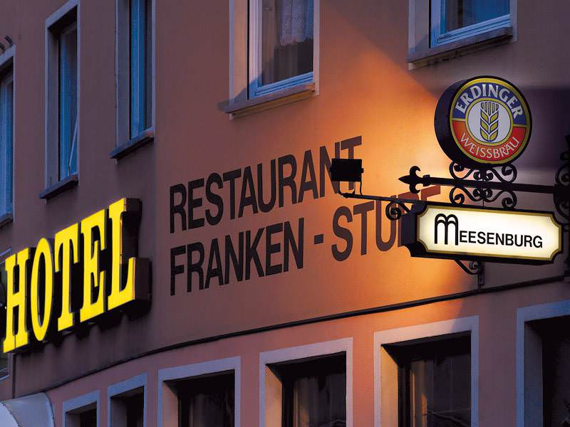 Hotel Meesenburg, Hotel in Würzburg