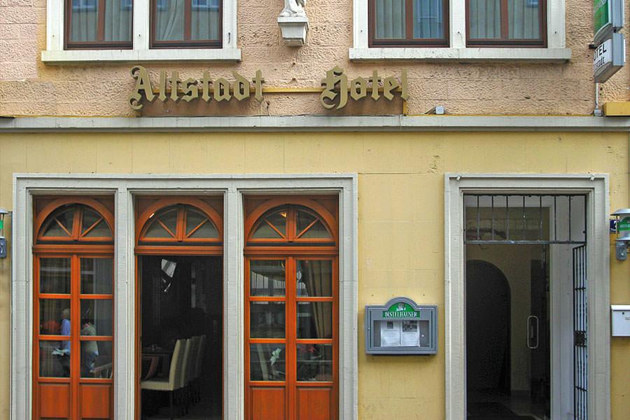 Altstadt-Hotel, Hotel in Würzburg