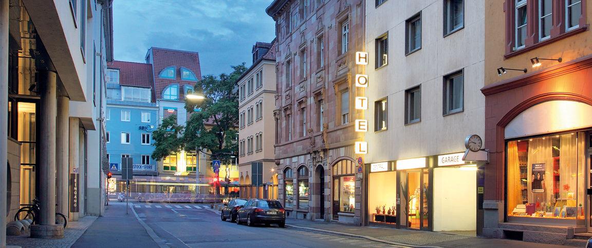 Hotel Garni Central Hotel, Hotel in Würzburg