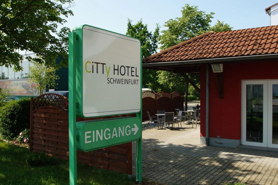 CiTTy  Schweinfurt, Pension in Schweinfurt bei Donnersdorf