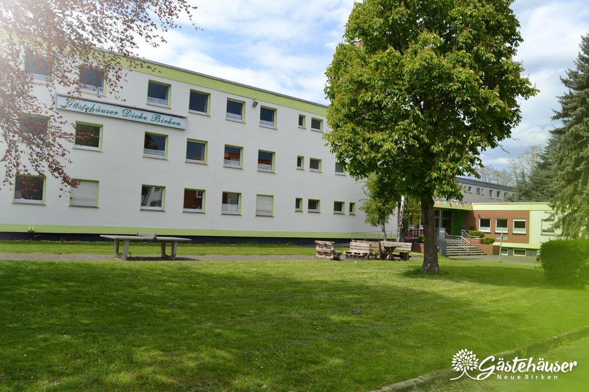Gästehaus Gästehäuser Dicke Birken, Pension in Geseke bei Bad Westernkotten