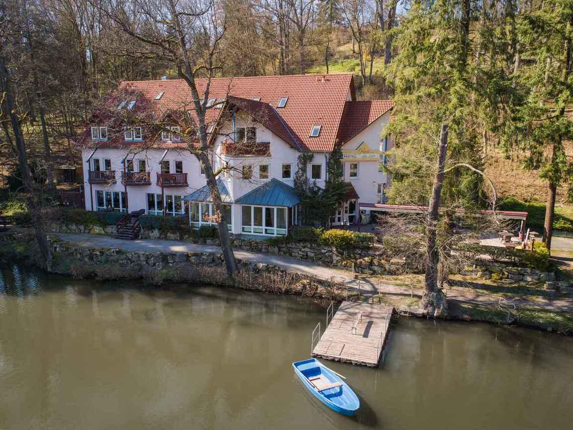 Schleusingen: Hotel Haus am See