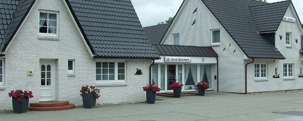 Leck: Hotel Friesland