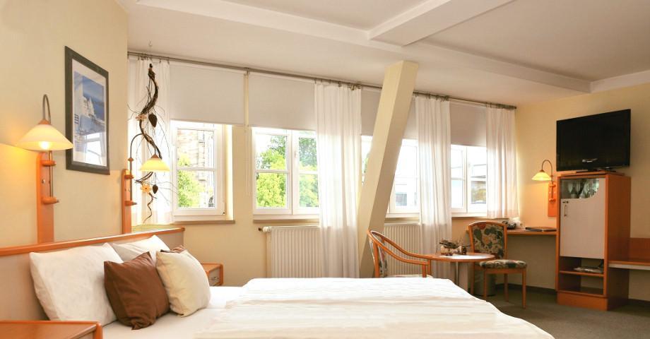 Neustadt bei Coburg: Hotel Garni Am Markt