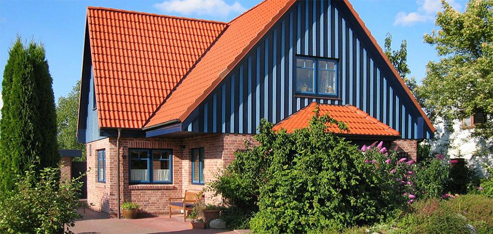 Pension Blaues Haus, Pension in Glückstadt bei Klein Offenseth-Sparrieshoop