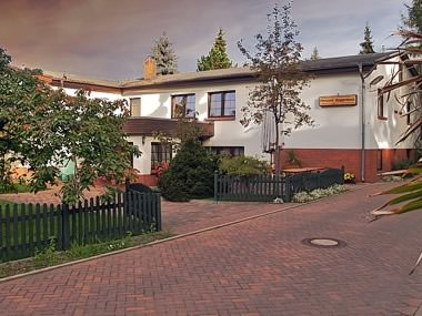 Pension Roggenbuck, Pension in Potsdam bei Wustermark