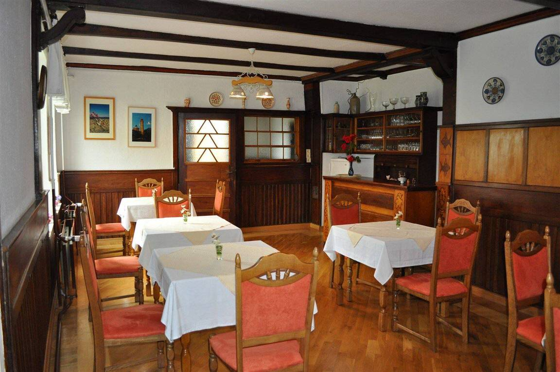 Pension Tonn in Putbus