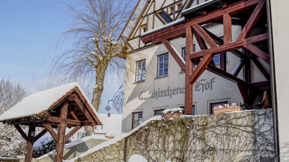 Landhotel & Restaurant Neukirchner Hof, Hotel in Neukirchen bei Pilsach