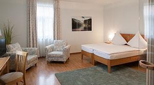 Friedberg: Hotel & Brauereigasthof Sankt Afra im Felde
