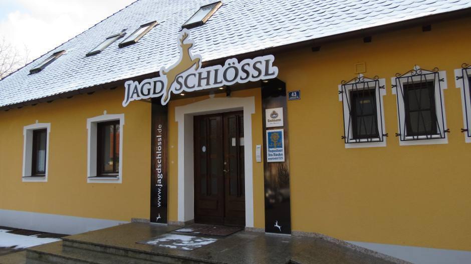 Neuburg: Gästehaus & Wirtshaus Jagdschlössl
