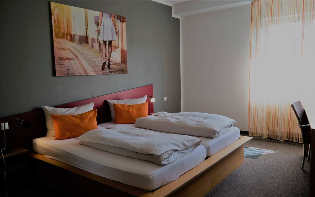 Mindelheim: GS Hotel Geiger Garni