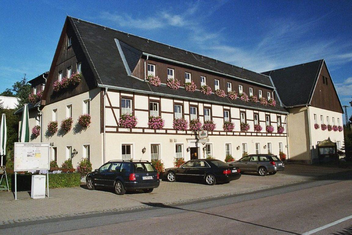 Hotel & Restaurant Zum Fürstenthal, Hotel in Frauenstein bei Dresden