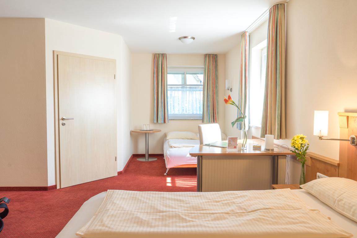 Hotel & Pension Futterknecht in Burgau