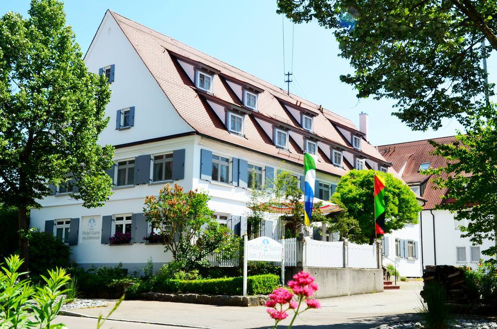 Am Zehntstadl , Pension in Ulm bei Laupheim