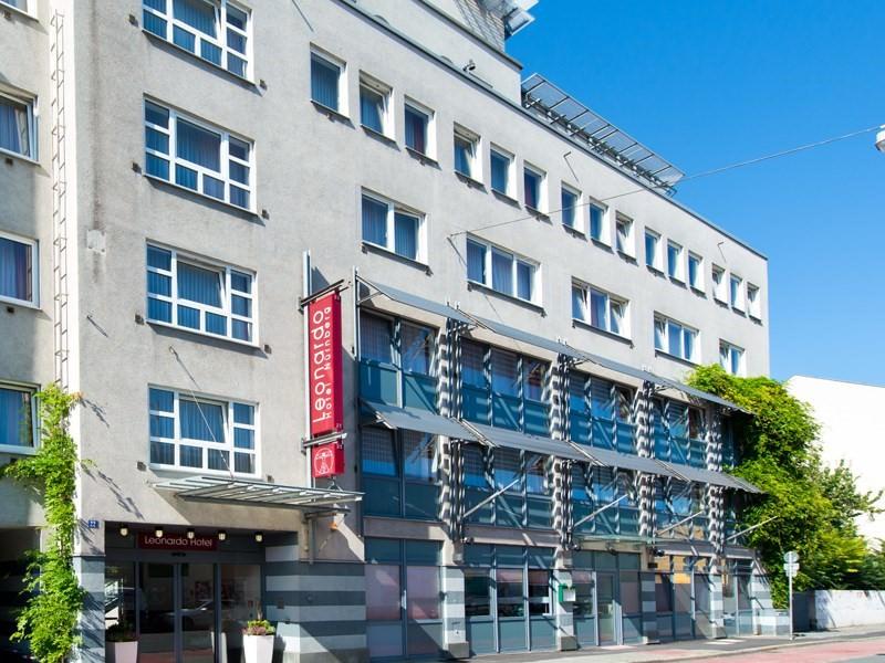 Leonardo Hotel Nürnberg, Hotel in Nürnberg-Gostenhof bei Fürth