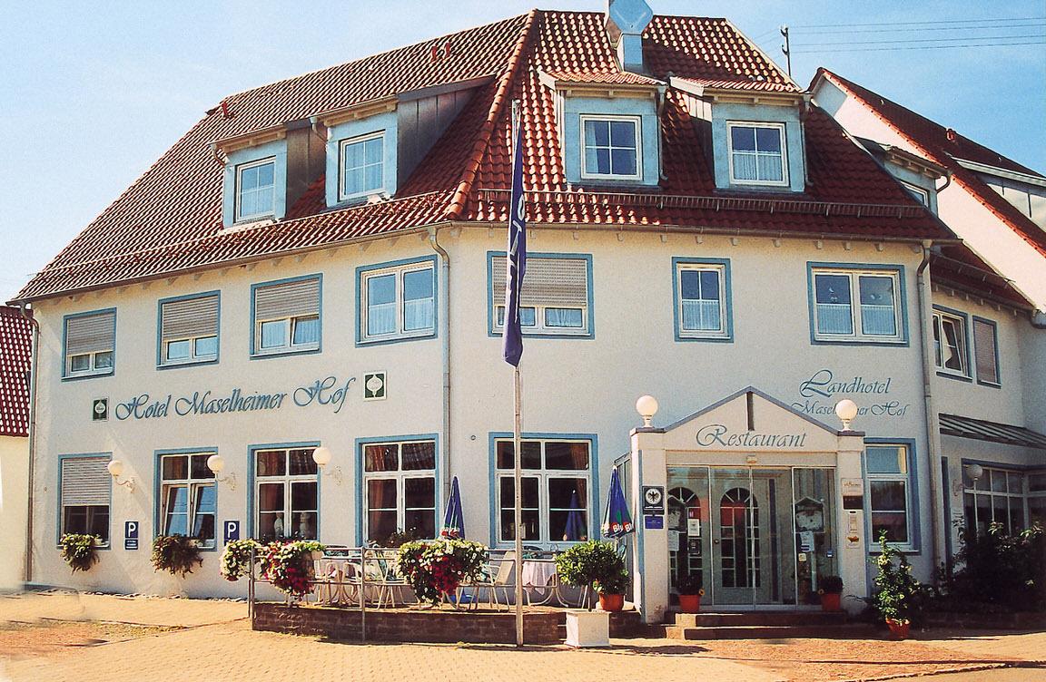 Hotel & Restaurant Maselheimer Hof, Hotel in Maselheim bei Mietingen