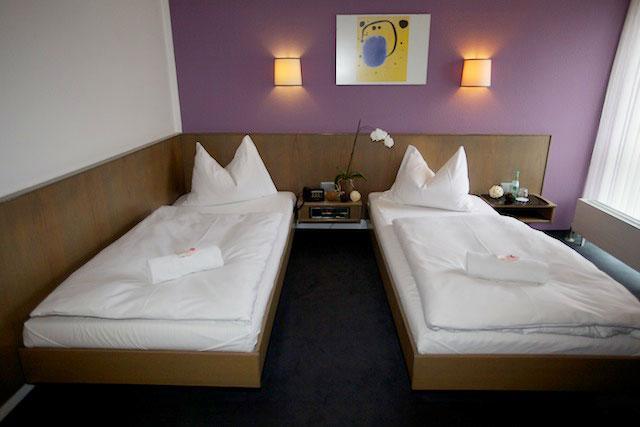 Ulm: Hotel & Café Astra