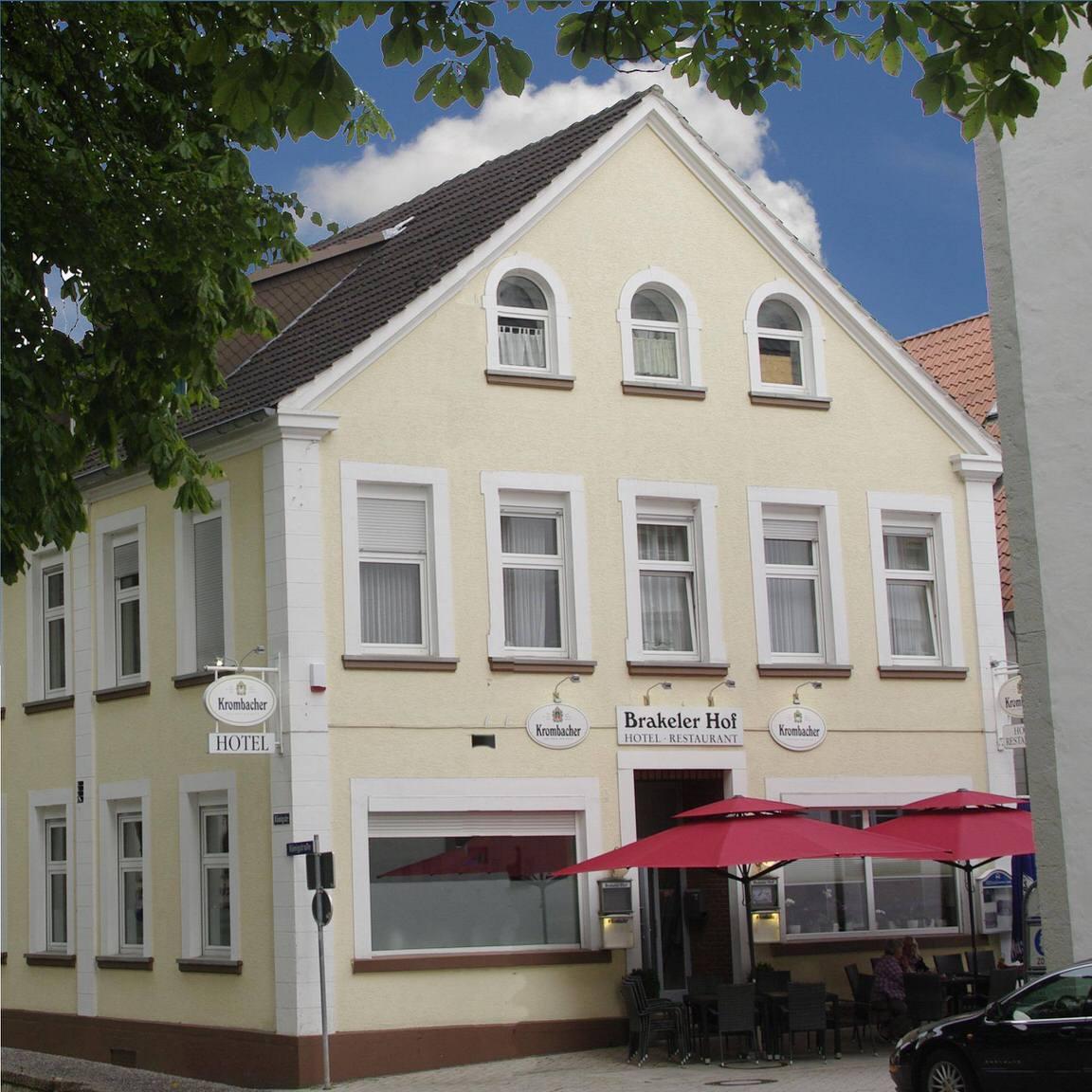 Brakel Westf.: Hotel Brakeler Hof