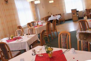 Hotel Pension Zum blauen Dach, Hotel in Forst bei Cottbus