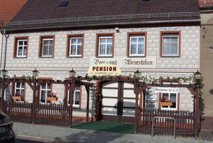 Pension Doberlug, Pension in Doberlug-Kirchhain bei Großbeeren