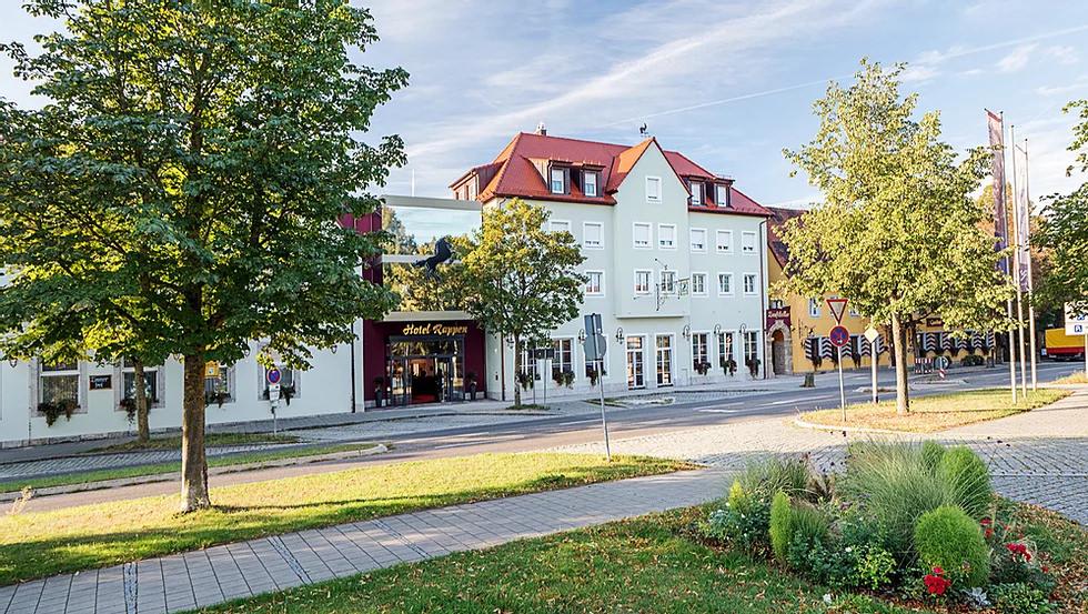 Zum Rappen, Pension in Rothenburg ob der Tauber
