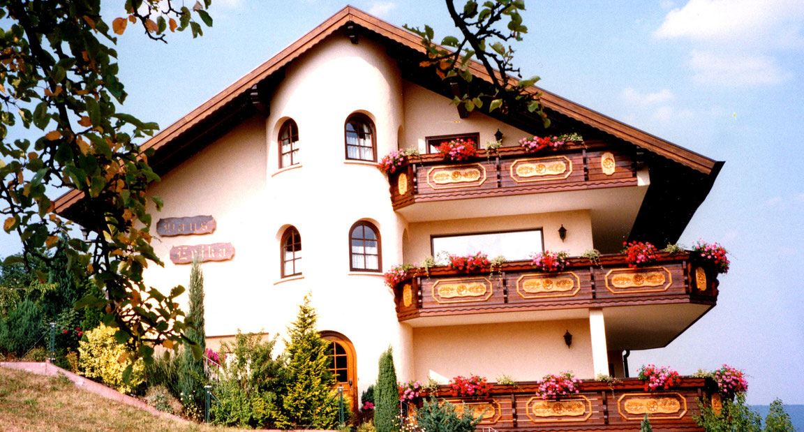 Pension Haus Erika, Monteurzimmer in Stadtprozelten bei Miltenberg