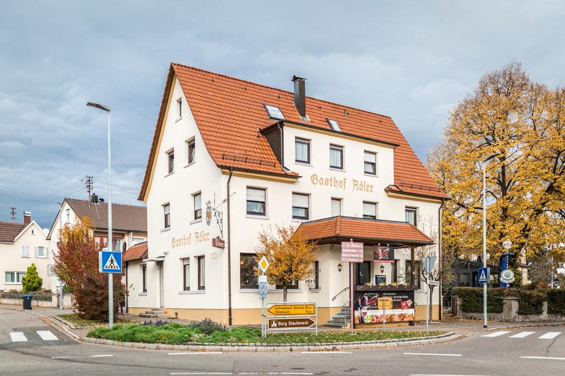 Gästehaus L'Aquila Zum Adler, Pension in Salach bei Stuttgart