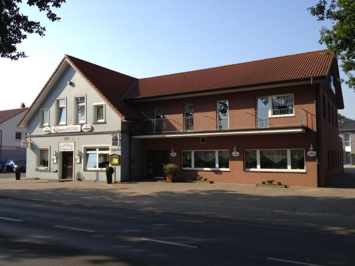 Wiefelstede: Hotel Köhncke u. Gästehaus