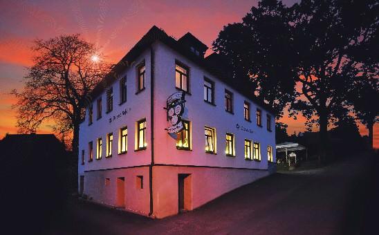 Adorf: Landhotel & Restaurant Weißes Rößl