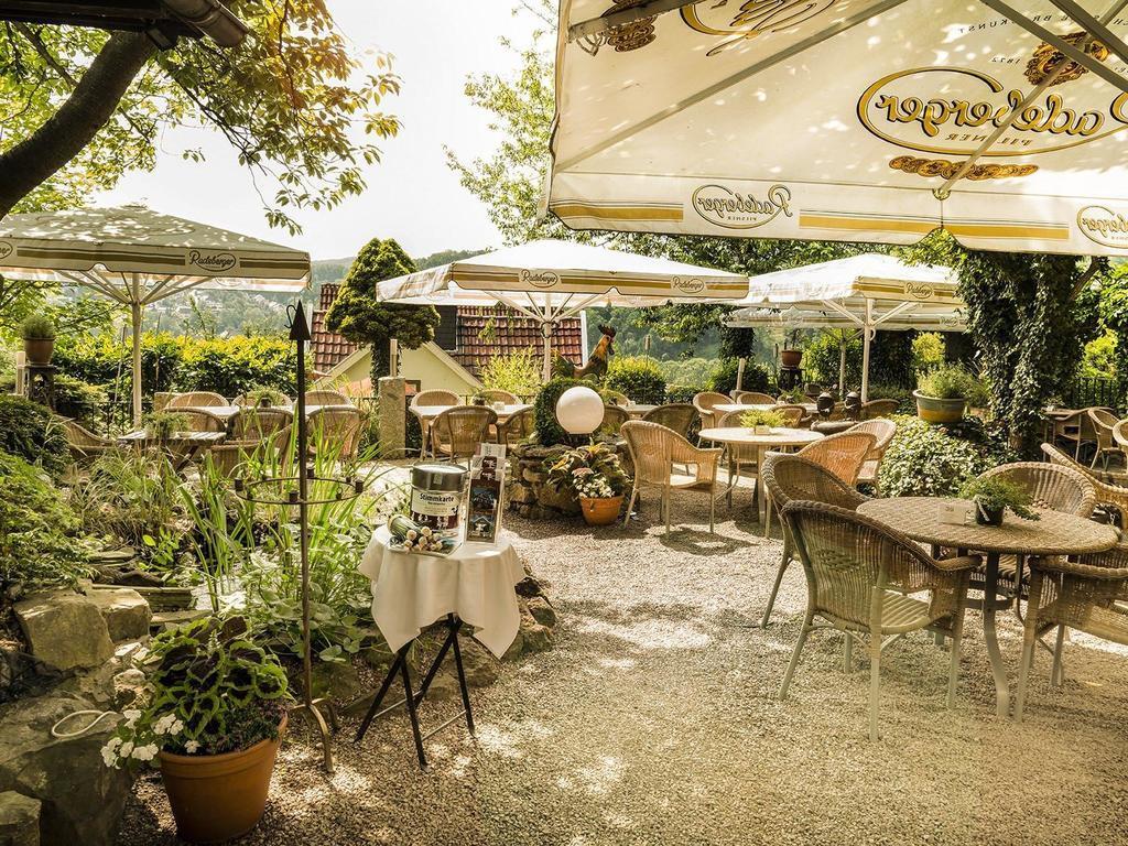 Arnsberg: Hotel & Cafe-Restaurant Altes Backhaus
