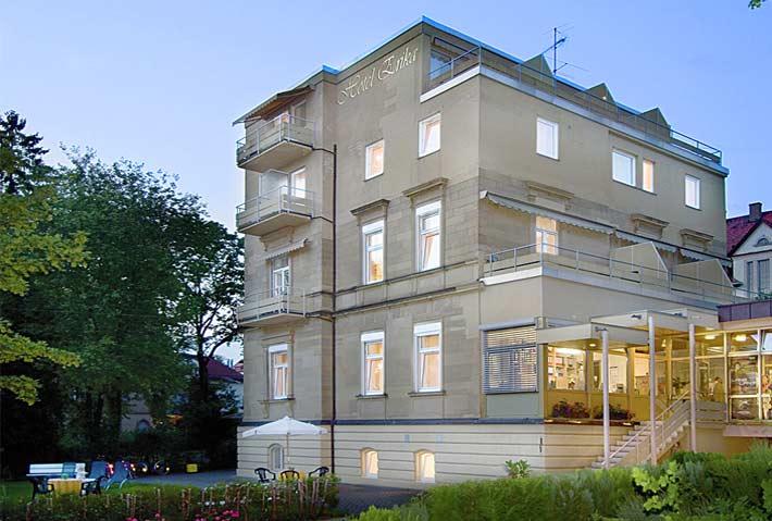 Vital-Hotel Erika, Hotel in Bad Kissingen bei Gochsheim
