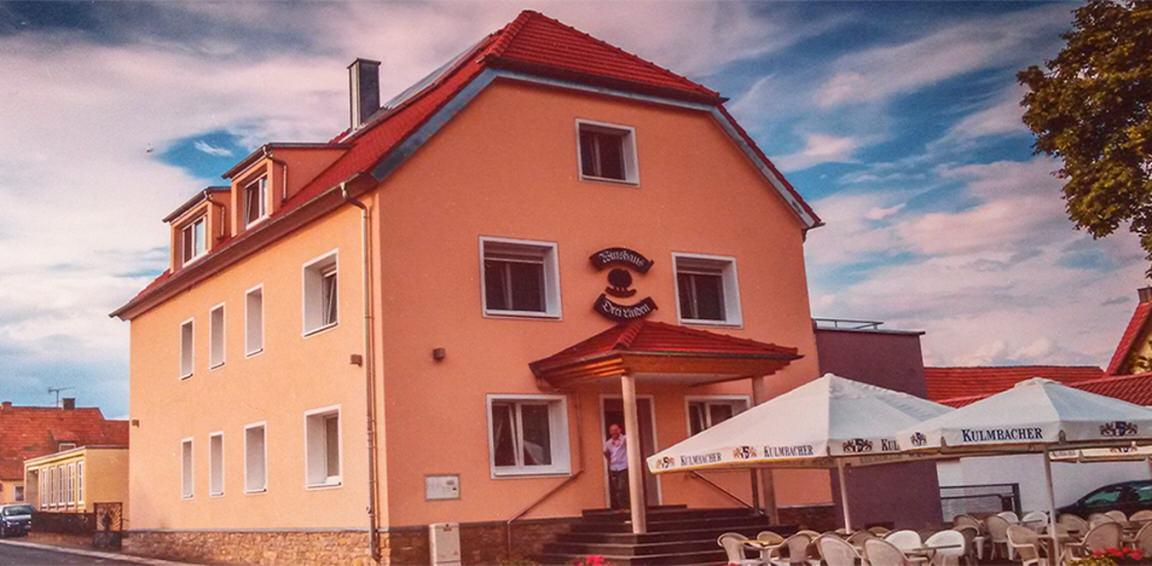 Pension Drei Linden, Pension in Knetzgau bei Donnersdorf