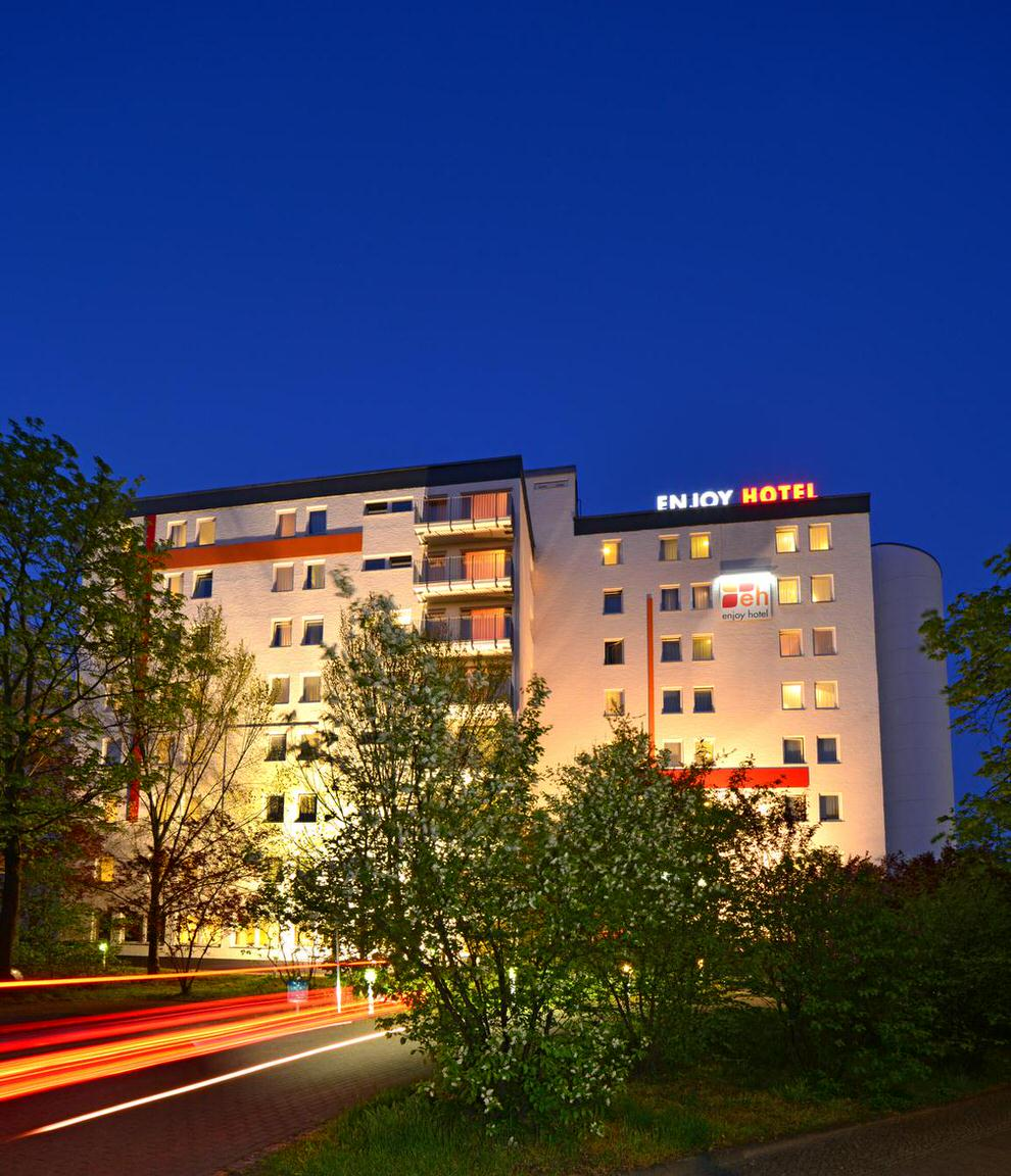 enjoy hotel Berlin City Messe, Hotel in Berlin-Wilmersdorf bei Michendorf