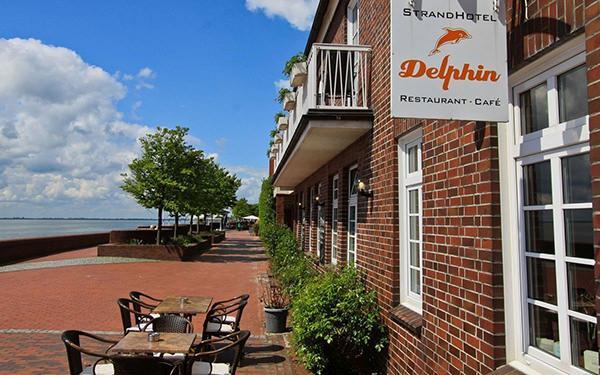Strandhotel Seestern& Hotel Delphins in 26382 Wilhelmshaven