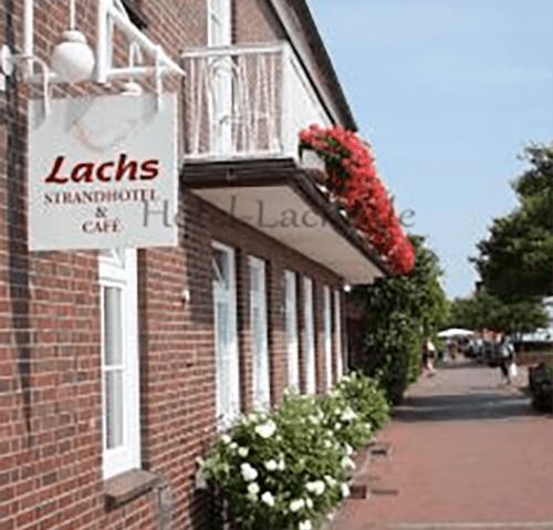 Strandhotel & Cafe Lachs in 26382 Wilhelmshaven
