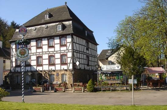 Hotel Altes Jägerhaus Mulartshütte, Hotel in Roetgen bei Aachen