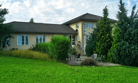 Lübz: Hotel Am Worns-Berg
