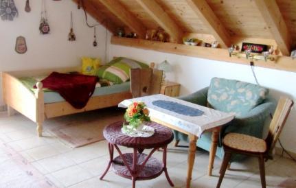 Ferienwohnung & Gästezimmer Mittermaier, Ferienwohnung in Falkenberg bei Landshut