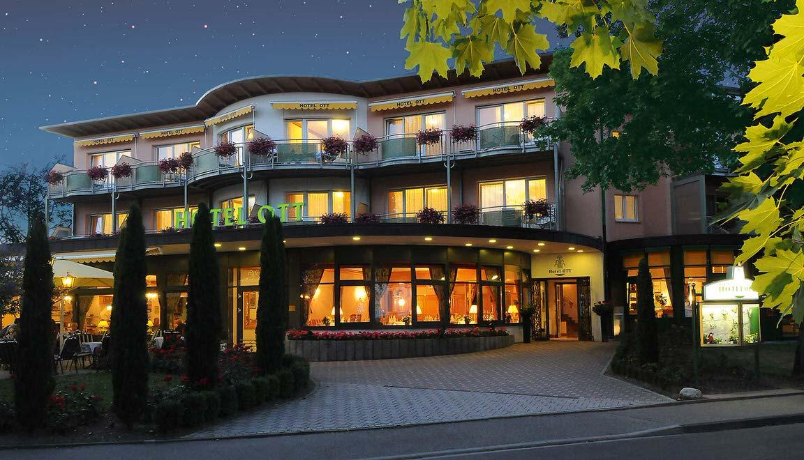Hotel Ott, Hotel in Bad Krozingen bei Freiburg im Breisgau
