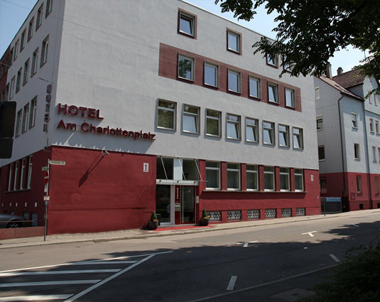 Am Charlottenplatz, Pension in Esslingen