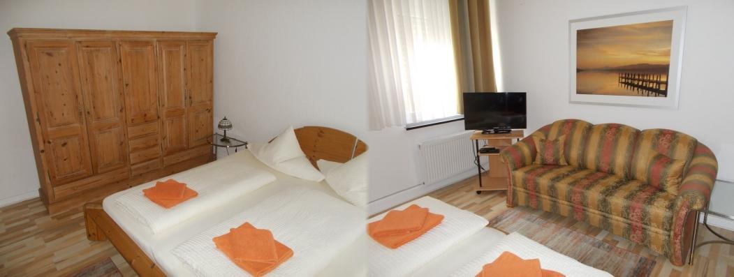 Duisburg-Ruhrort: Hotel am Freihafen
