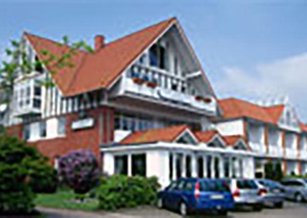 Wangerland-Horumersiel: Hotel Mellum