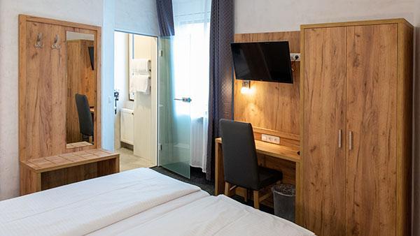 Augsburg: Hotel & Restaurant Fischertor