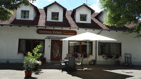 Gästehaus Vortanz , Pension in Landsberg am Lech bei Vilgertshofen