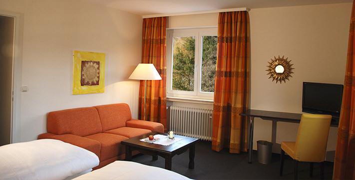 Bad Wörishofen: Hotel-Cafe Die Villa